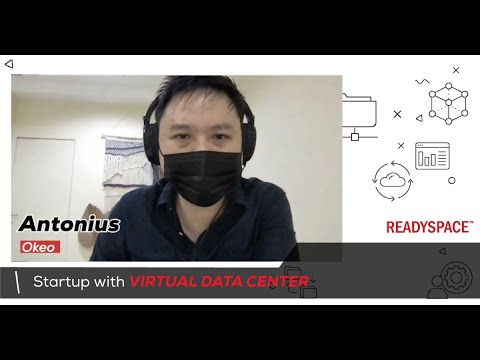 Startup with Virtual Data Center
